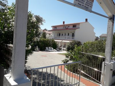 Photo for Holiday apartment Rab for 1 - 8 persons with 3 bedrooms - Holiday apartment