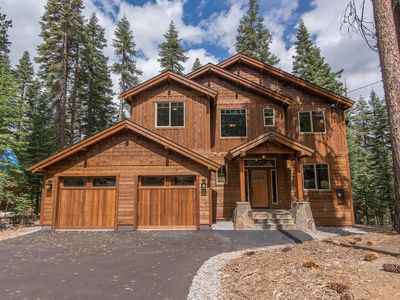 Photo for Luxury 5 Bdrm Tahoe Donner Chalet