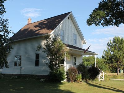 Photo for Historic farm- Direct access to Snowmobile trail- 152 Acre propery