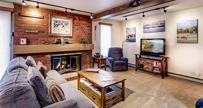 Photo for Bear Claw 203: 2 BR / 2 BA condo in Steamboat Springs, Sleeps 8