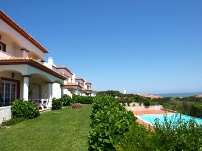Photo for Townhouse with sea views and golf 3 minutes walk from the beach