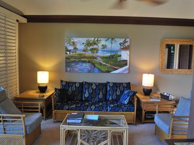 Photo for Beautiful Garden View Deluxe, Ground Floor, End Unit Condo