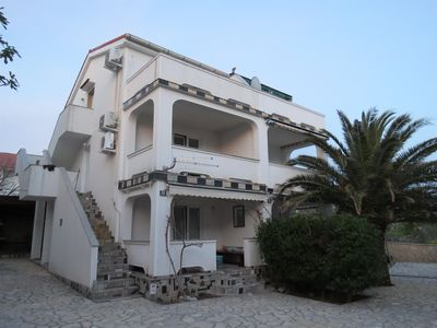Photo for Apartments VESNA (29127-A1) - Novalja - island Pag