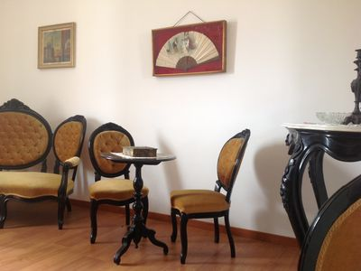 Photo for Elegant apartment in Venice - Old Town - S.Alvise field a short distance from the Lido, Murano and Burano ... (internet WIFI free)