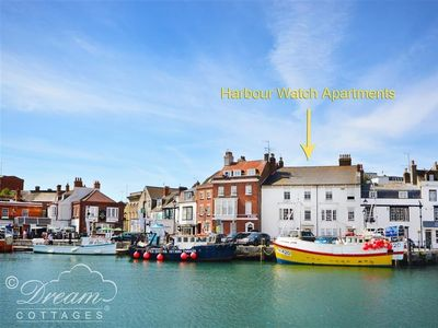 Photo for HARBOUR WATCH APARTMENT 6 in Brewers Quay Harbour, Ref 994293