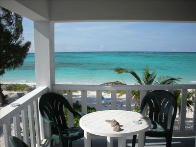 Photo for Private, Romantic, Stylish Beachfront Villa on Spectacular Whitby Beach with A/C