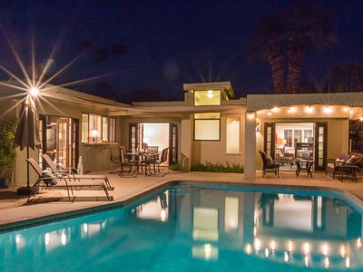 Photo for Reeves Garden House: 3  BR, 3  BA House in Palm Springs, Sleeps 6