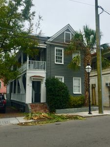 Photo for 164 Spring A&B · Renovated 6BD/4BA Duplex 5 Blocks From King Street