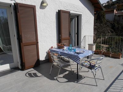 Photo for Casa Fortuna with garden and parking space