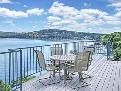 Photo for 1BR Spicewood Condo on South Shore of Lake Travis