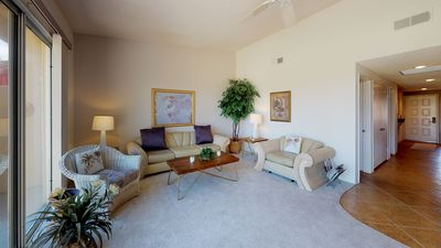 Photo for An Upstairs Two Bedroom, Two Bathroom Condo On The Golf Course at PGA West!!!