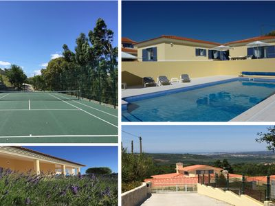 Photo for Top location with private pool and private tenniscourt