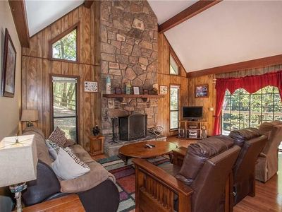 Photo for River Chalet - Three Bedroom Cabin