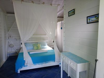 Photo for Holiday rental between Deshaies and Sainte Rose