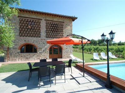 Photo for vacation holiday villa rental italy, tuscany, pieve, near florence, pool, vacation holiday villa to rent italy, tuscany,