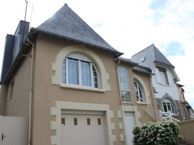 Photo for Saint Malo, large house with garden 15 pers. 400m thermal baths and beach furrow