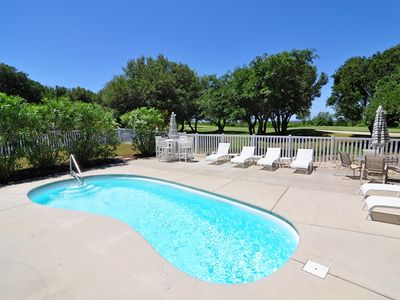 Photo for A License To Chill: Family friendly home, close to playground, private pool and hot tub.