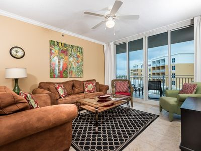 Photo for Waterscape A415: 2 BR / 2 BA condominium in Fort Walton Beach, Sleeps 8