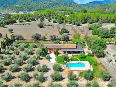 Photo for Ses Oliveres impressive villa for families or groups of friends 016