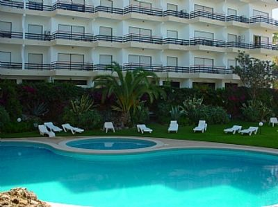 Photo for Vilamoura 2 Bedroom Apt With Communal Pools, Summer Cafe And Reception Services