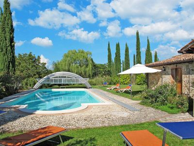 Photo for Vacation home Casa Ingrid  in San Venanzo (TR), Umbria - 12 persons, 5 bedrooms