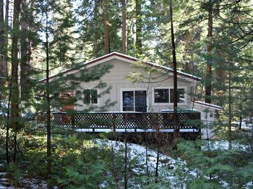 LAKEMONT PINES in ARNOLD - ** DOG FRIENDLY  ** - near Private Lake and Skiing