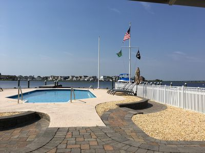 Photo for Fabulous 8 Bedroom Bayfront with pool