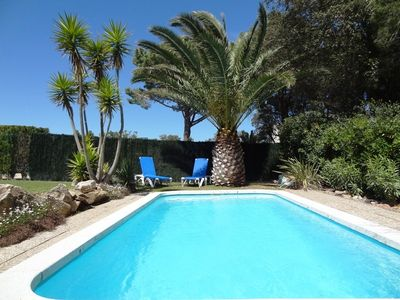 Photo for Charming villa WIFI AIRCON SAT TV Private pool Close Begur and beaches