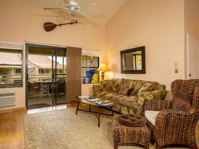Photo for Steps to the Beach, Beautiful, Clean, Affordable, Family- Friendly Condo D-209