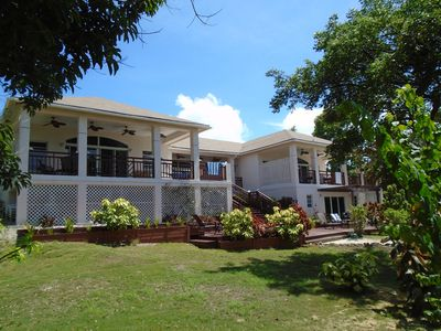 Photo for SUPERB BEAUTIFUL HOOPERS BAY BEACH  sleeps 6-8 in 3 bedrooms CORALSANDS MSTR&WW