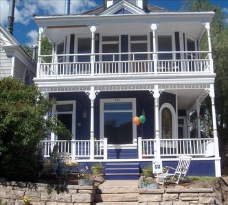 Our home featured in the Park City Historic Home Tour