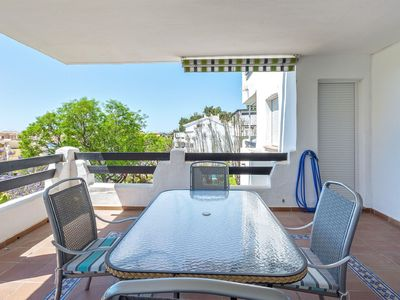 Photo for Beautiful apartment for 6 guests with pool, WIFI, TV and parking