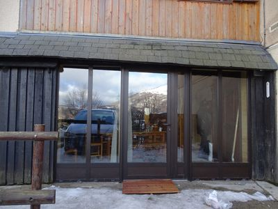 Photo for apartment ground floor to the slopes