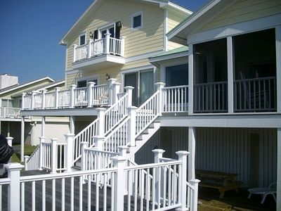 Photo for Oceanfront, FRIPP Island, 6BR/6BA, 24/7 Beach, Spacious, Newly Renovated