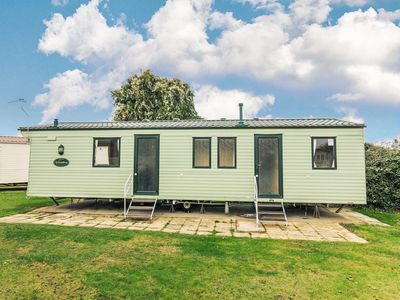 Photo for 8 berth caravan for hire at Cherry tree holiday park in Norfolk ref 70348