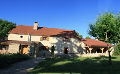 Photo for 5BR Cottage Vacation Rental in Bissey-La-Côte, Bourgogne-Franche-Comté