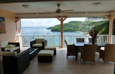 Photo for Les Trois Ilets, wonderful villa with 4 rooms and a panoramic view