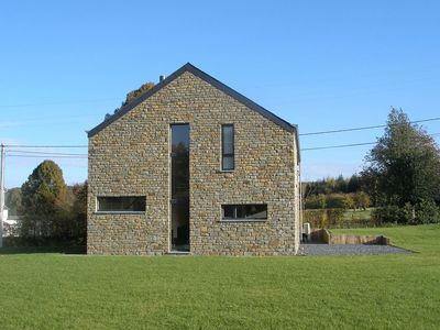 Photo for Lovely stylish and contemporary holiday, built according to energy saving principles.