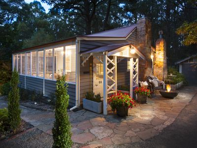 Photo for 1BR Cottage Vacation Rental in Mount Dandenong, VIC