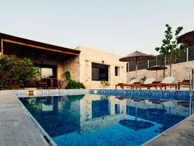 Photo for Luxury villa Gamma, with private swimming pool, private gym, smart home system