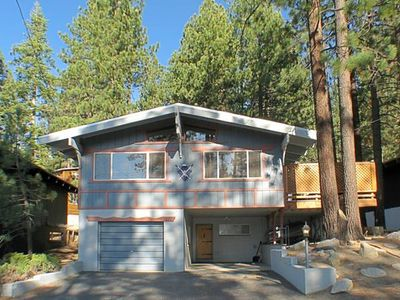 Photo for 4 Bedroom Chalet with Hot Tub 2 Short Blocks To Heavenly
