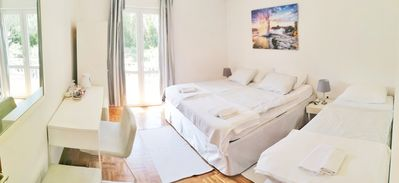 Photo for Room With Balcony In The Cavtat Center For Three Person