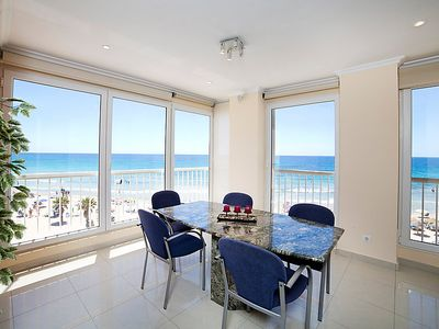 Photo for 2 bedroom Apartment, sleeps 4 in Calpe with Air Con and WiFi