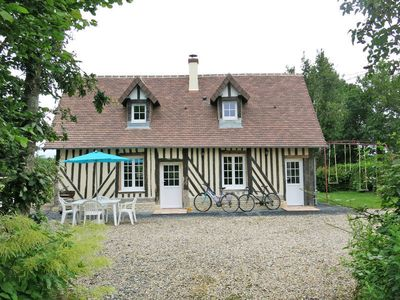 Photo for Vacation home Le Gîte du Hameau Forgeant  in Le Mesnil - Mauger, Normandy / Normandie - 4 persons, 2 bedrooms