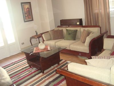 Photo for Modern Elegant Apartment in central City, very near from City Stars Mall