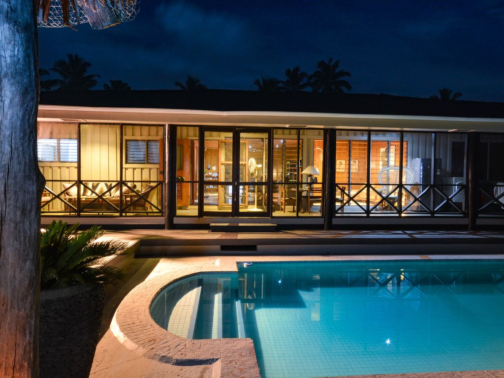 villa to rent pacific harbour stylish and vrbo. Black Bedroom Furniture Sets. Home Design Ideas