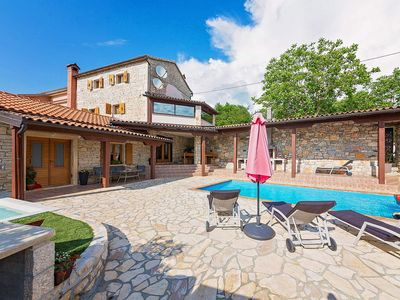 Photo for Holiday house Jakovici for 8 - 10 persons with 4 bedrooms - Villa