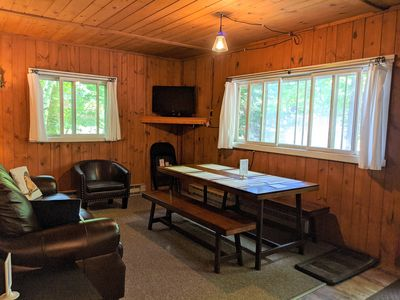 Photo for Wolf's Lair - Unit 4 - POV Resort Cabins - Social Distancing at its Best - Wolf's Lair - Unit 4 | So