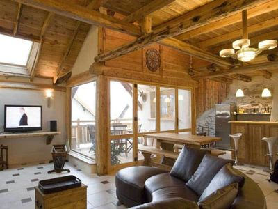 Photo for Chalet Domisi - Near Casino Barriere Briancon