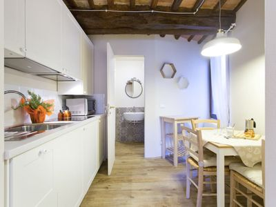Photo for Apartment Santa Caterina in Siena - 3 persons, 2 bedrooms